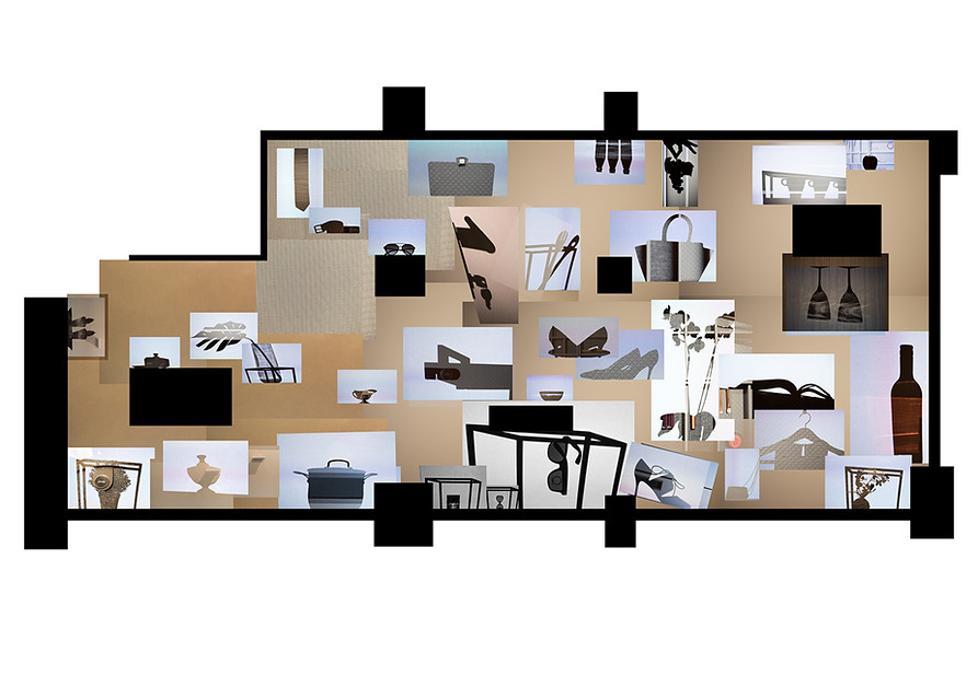 Blueprint 21 - Showroom Ornare NYC, 2017