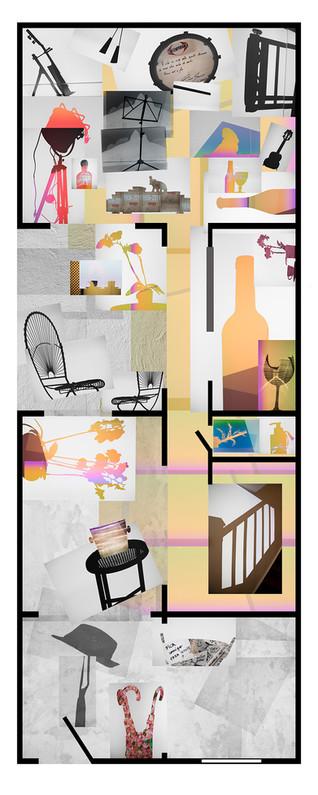 Blueprint 26 - Casa Rosa Amarela, 2018