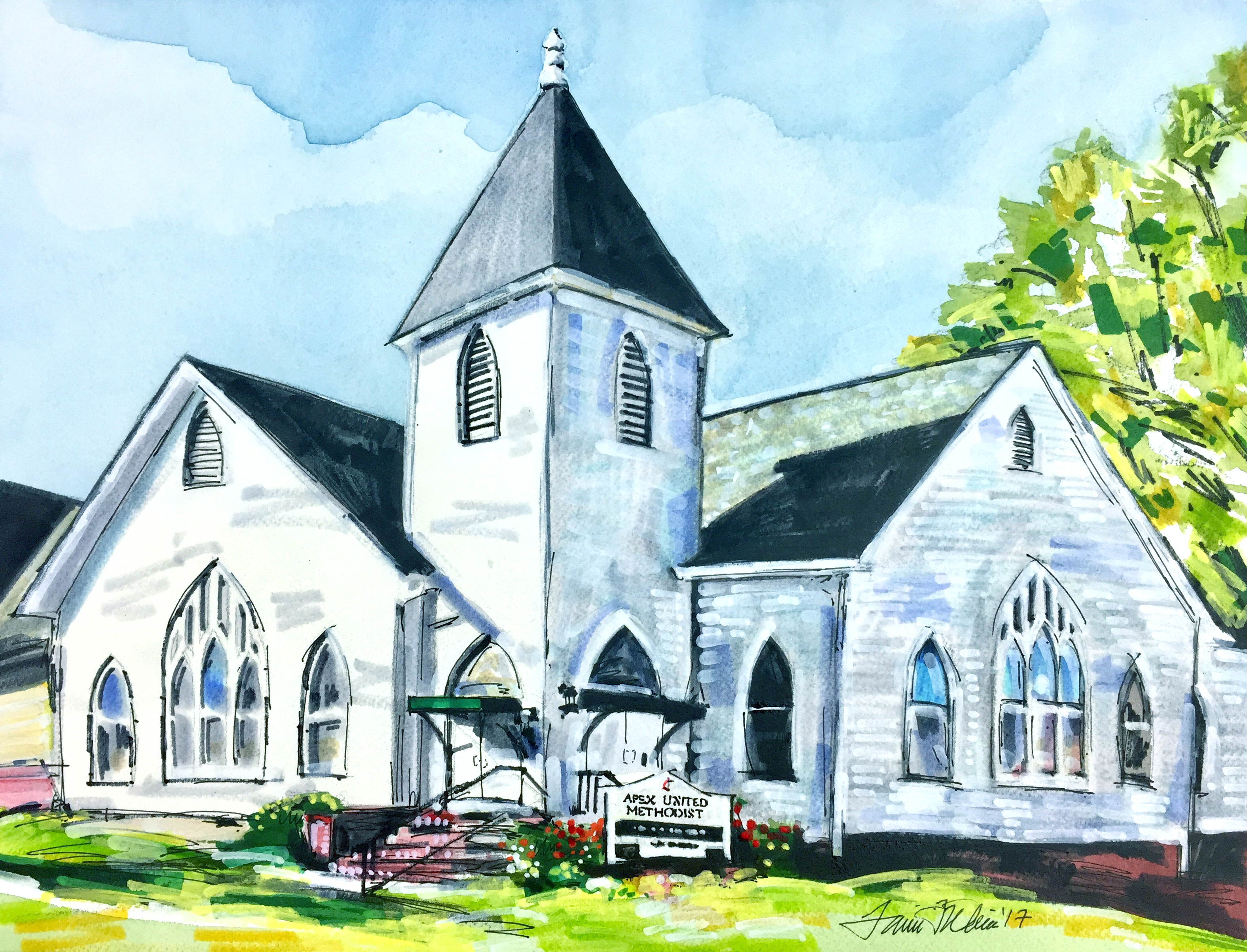 Apex United Methodist