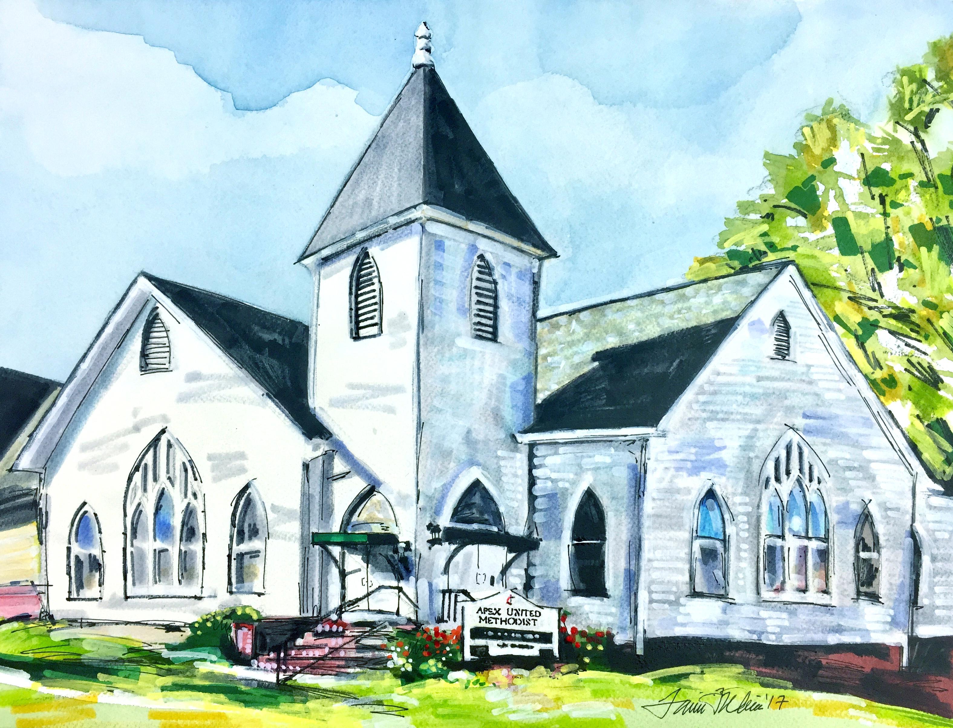 Apex United Methodist