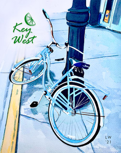 Key West - Bike