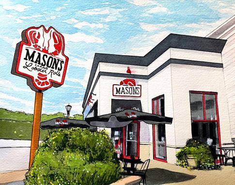 Mason's Lobster Rolls - North Hills - Raleigh, NC