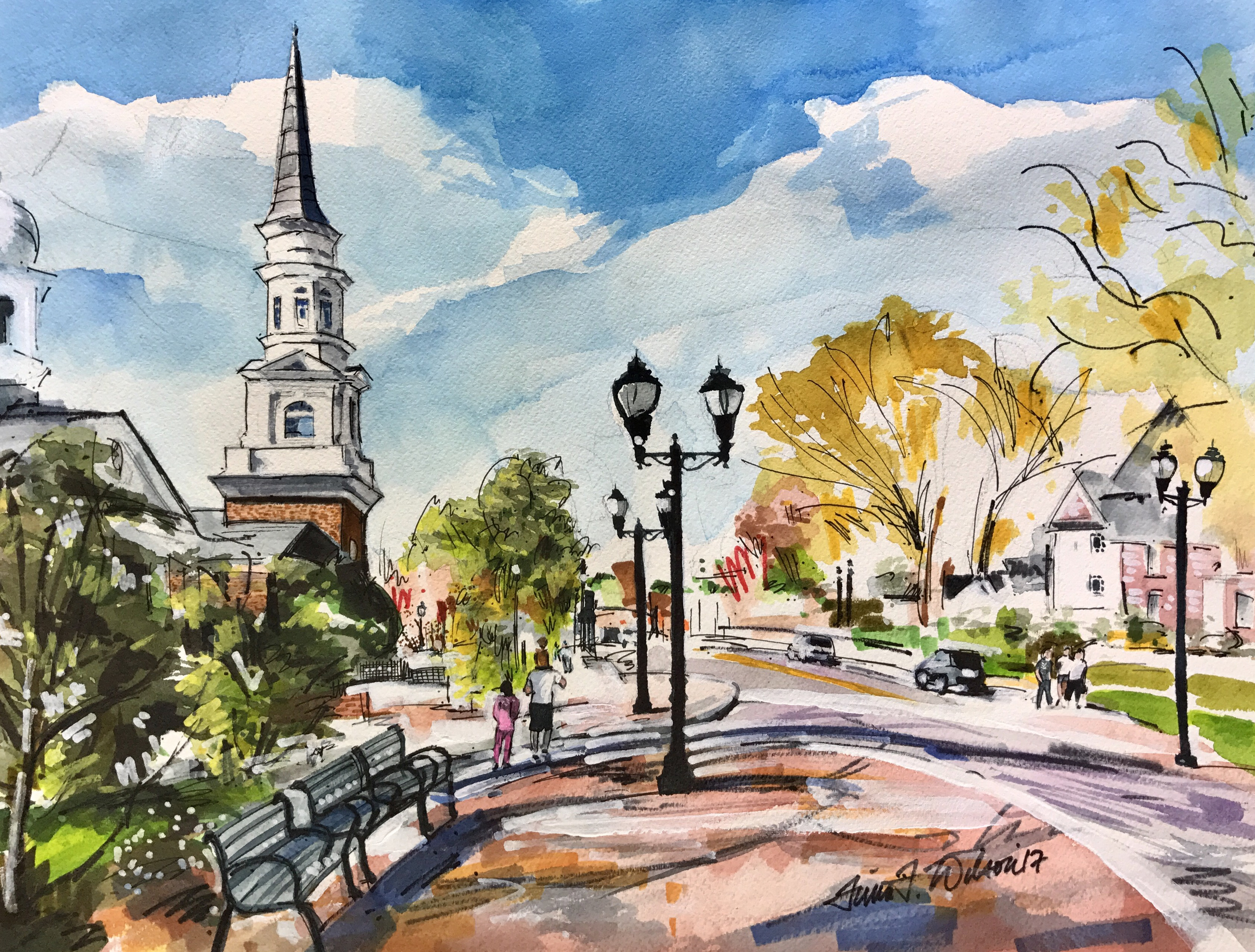 Academy Street - Cary, NC