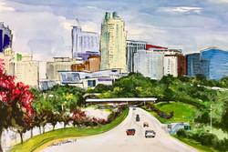 Raleigh Skyline #2
