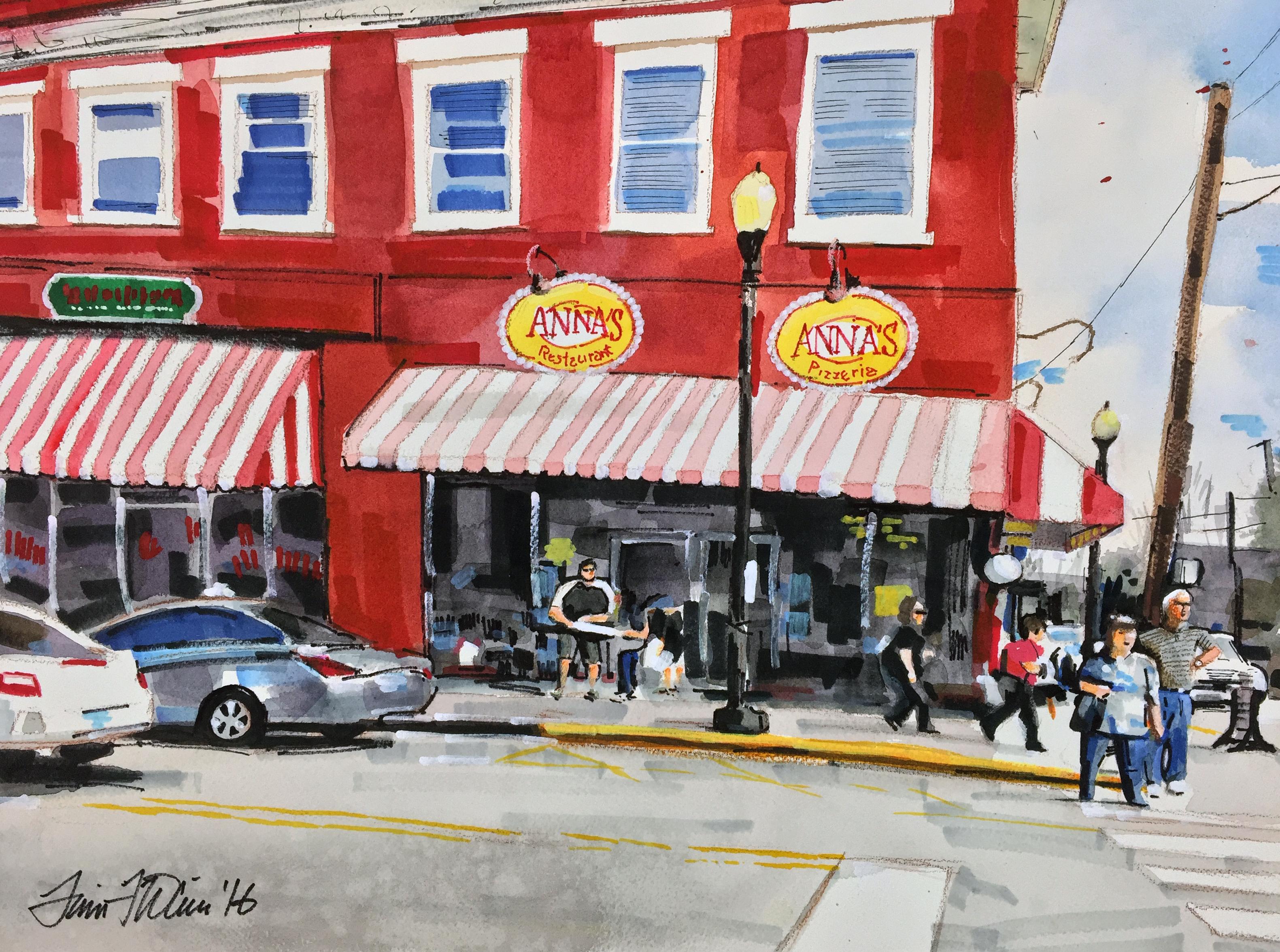 Anna's Pizzeria - Apex, NC