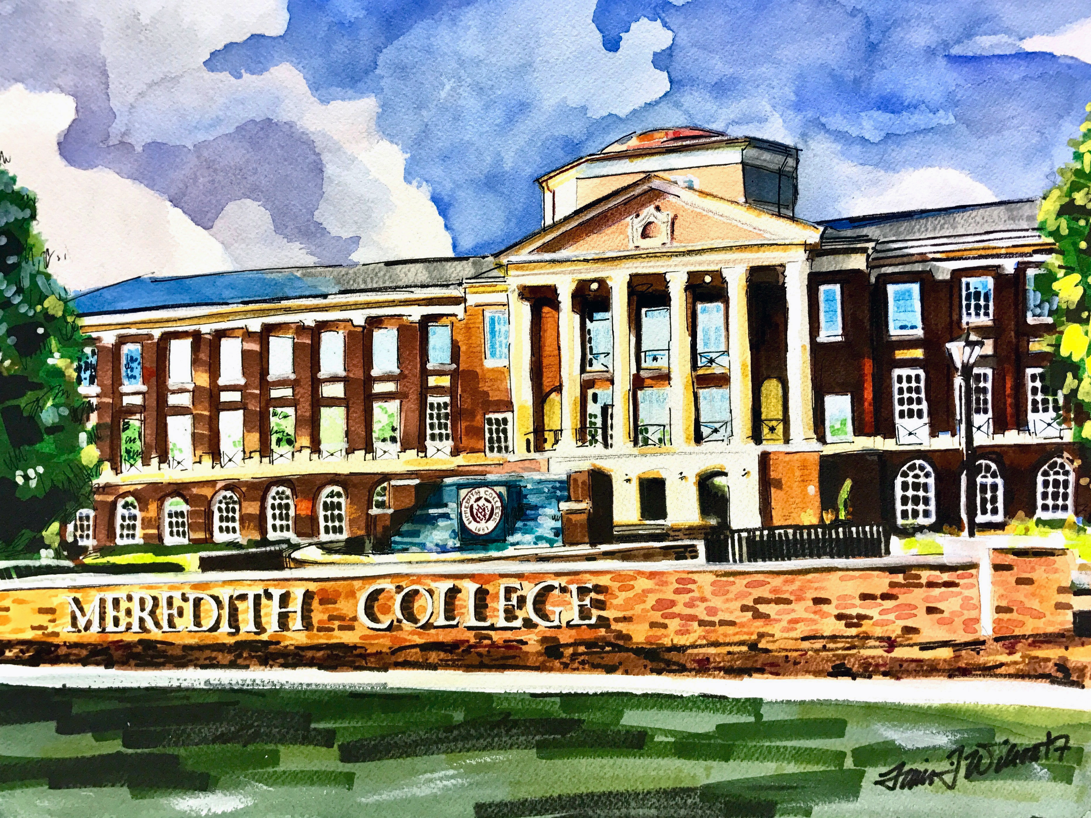 Meredith College - Raleigh, NC