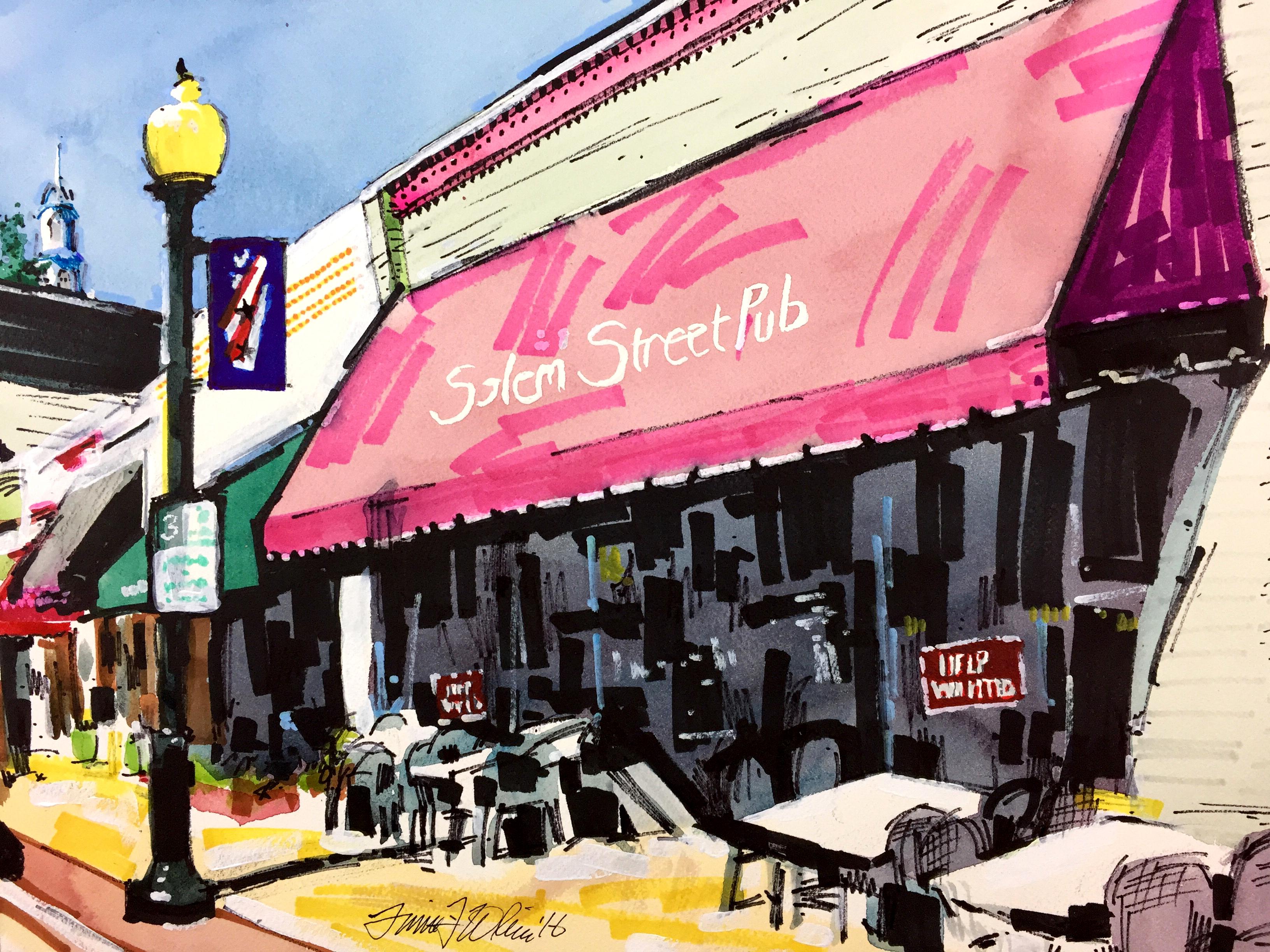 Salem Street Pub - Apex, NC