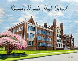 Roanoke Rapids High School