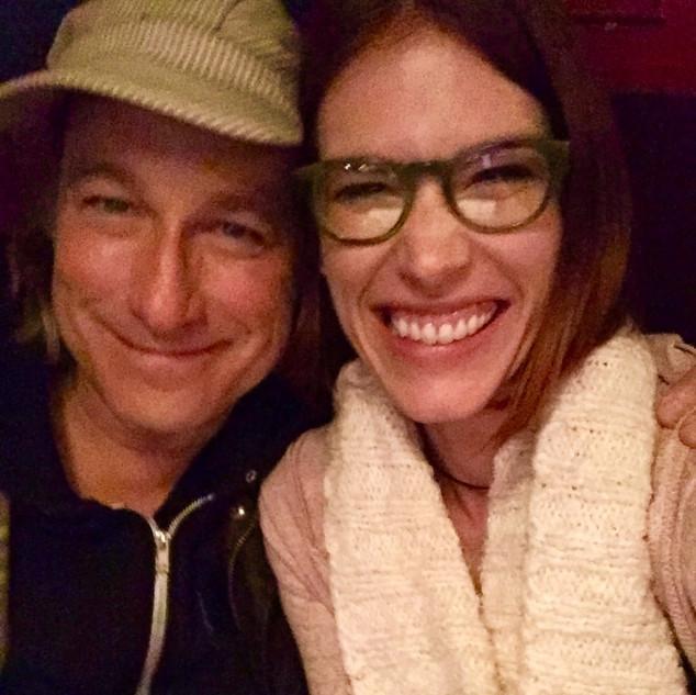 Sanna Erica and John Corbett