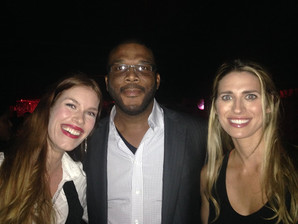 With Tyler Perry