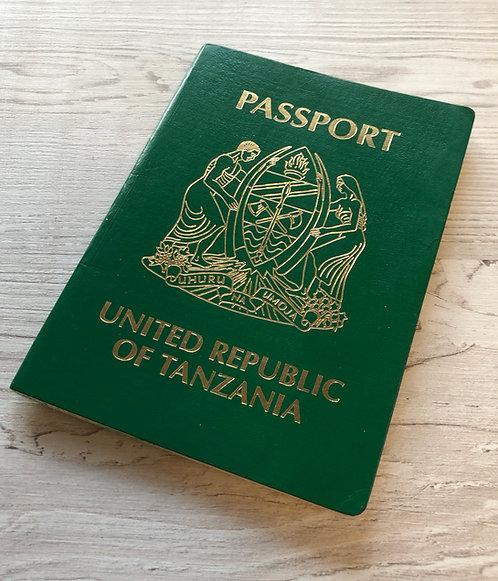 Tanzania 2017 pre-biometric