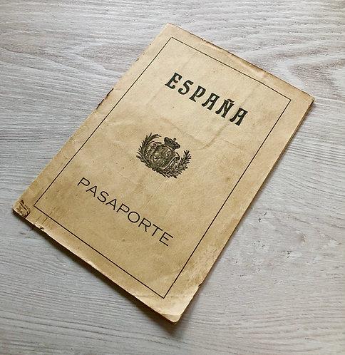 Spain 1925 issued at Santander