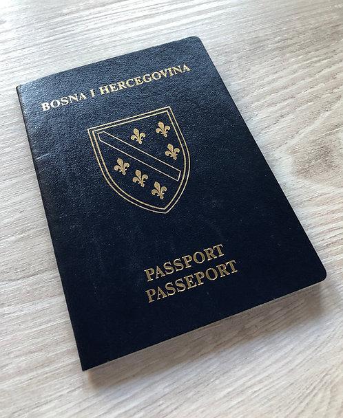 Bosnia & Herzegovina 1997 RARE TYPE