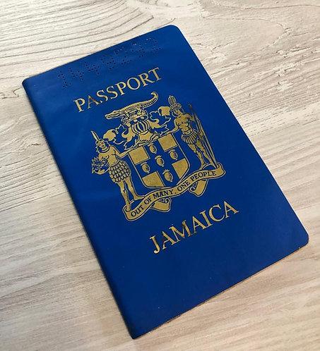Jamaica 1991 with US visas