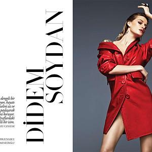 Harpers Bazaar-Didem Soydan