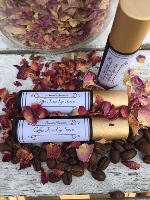 Organic Coffee Rose Eye Serum