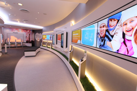 Rising Popularity for Digital Signage