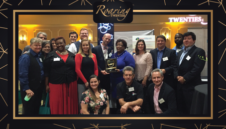 The Office People™ Receives Award for being the Tenth Fastest-Growing Large Company in South Carolin