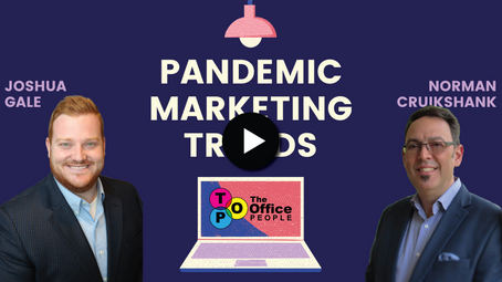 Pandemic Marketing Trends