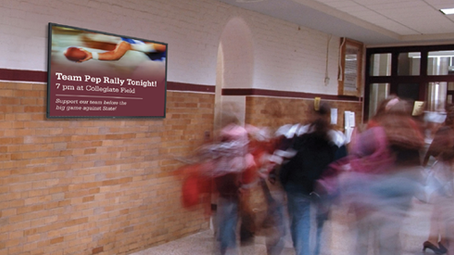 Accelerate Emergency Responses with Digital Signage