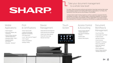 Sharp Products | Why Choose Them?