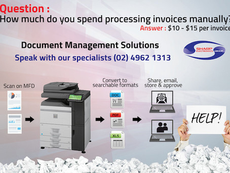 How to Save Using Document Management Software