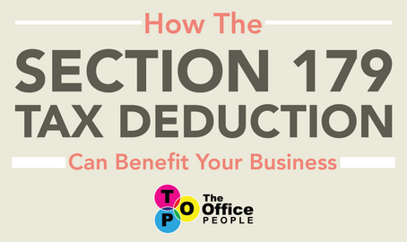 What You Need to Know About the Section 179 Tax Deduction