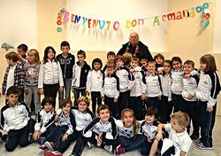 Benvenuto Don Armando
