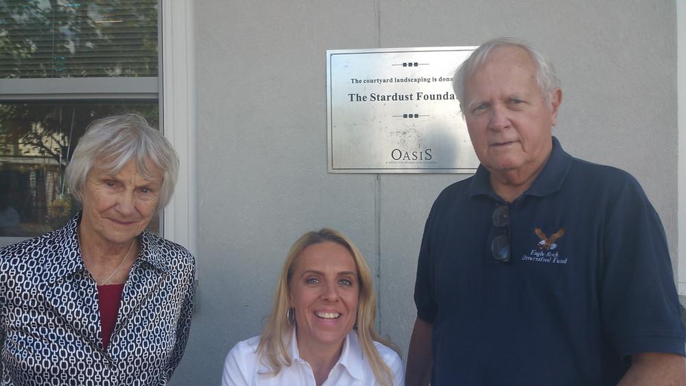 Judy Chapman, Beata Jakubowkski, Jack Killion