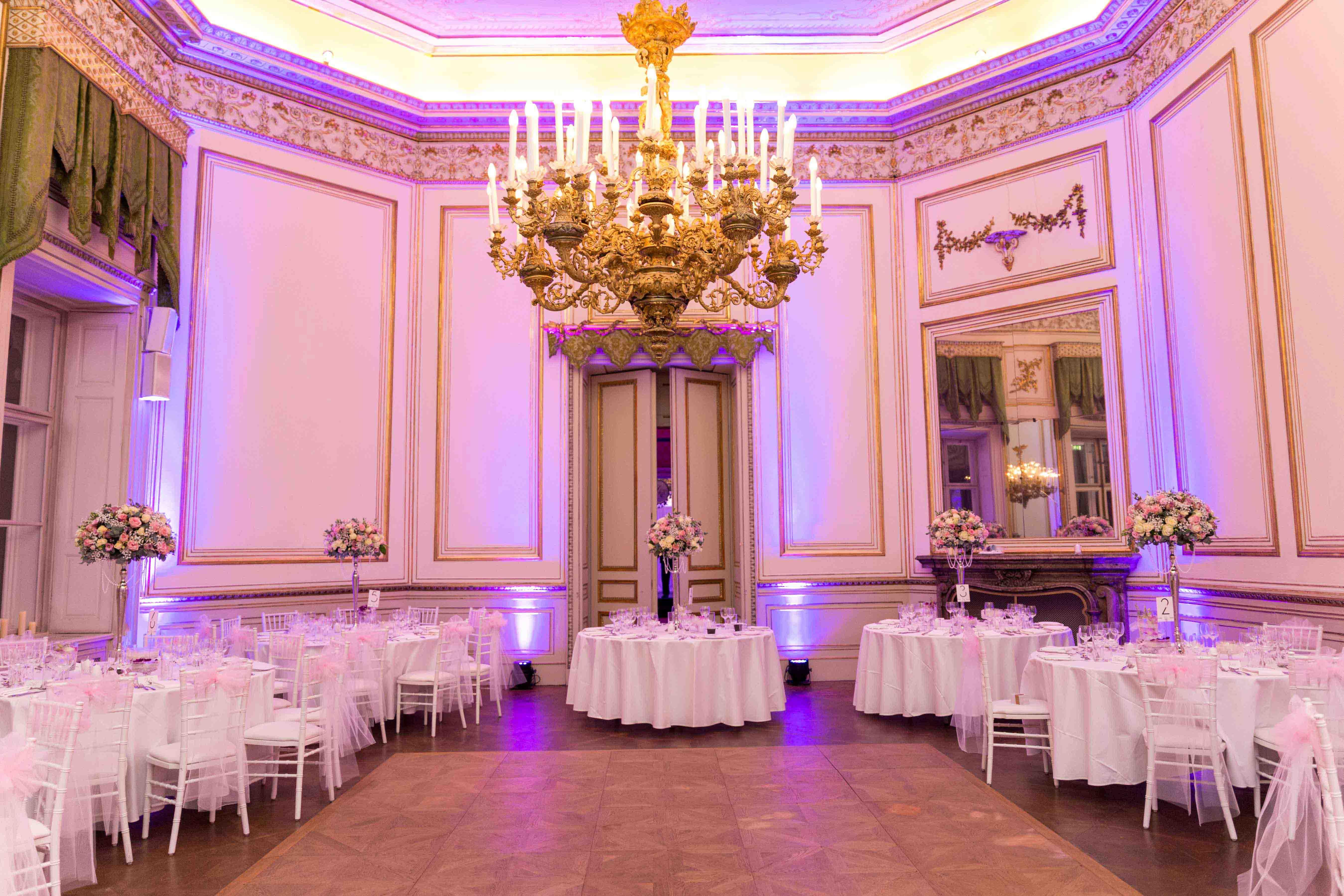 Hochzeit im Palais Schönburg Wien