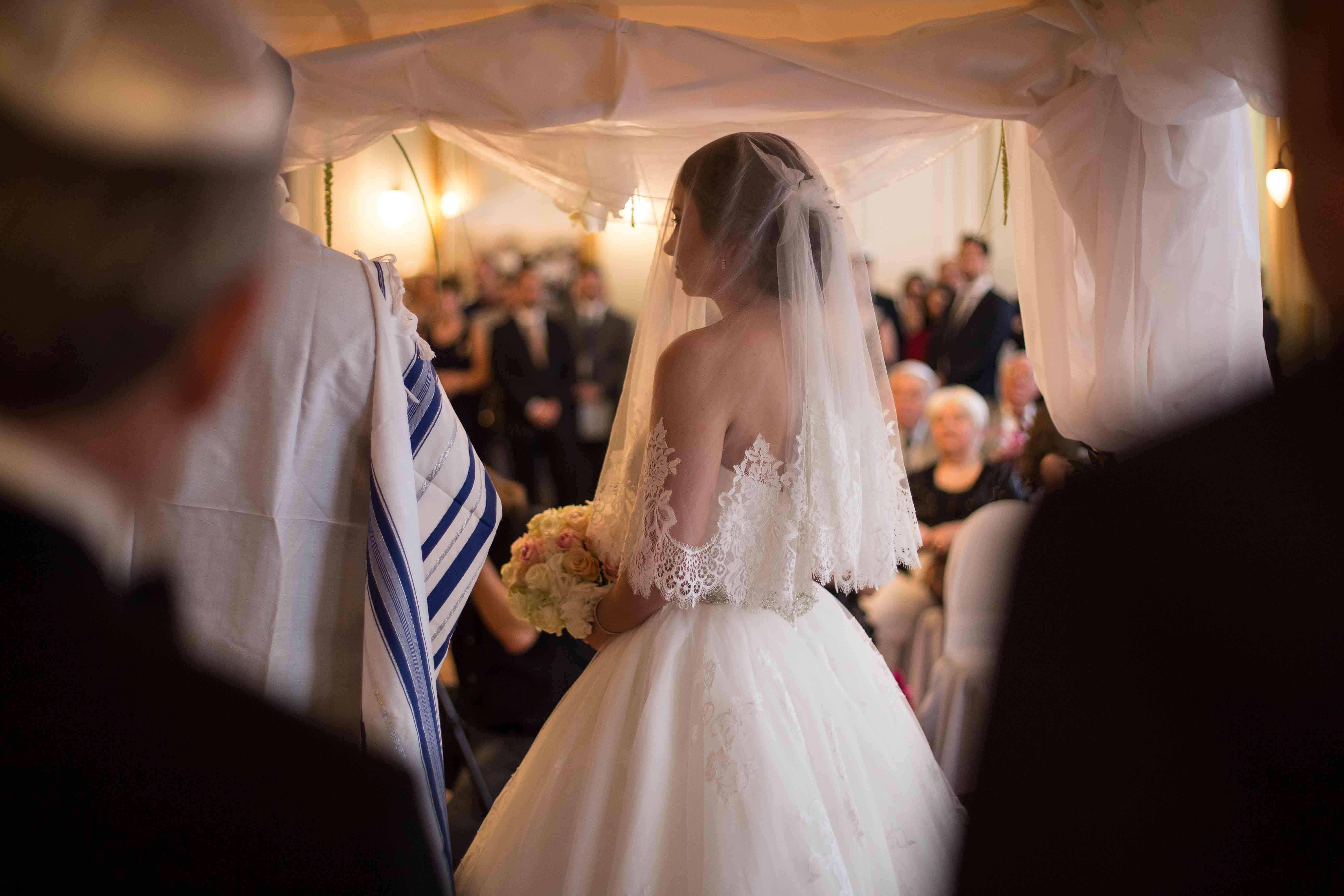 Jüdische Hochzeit in Wien