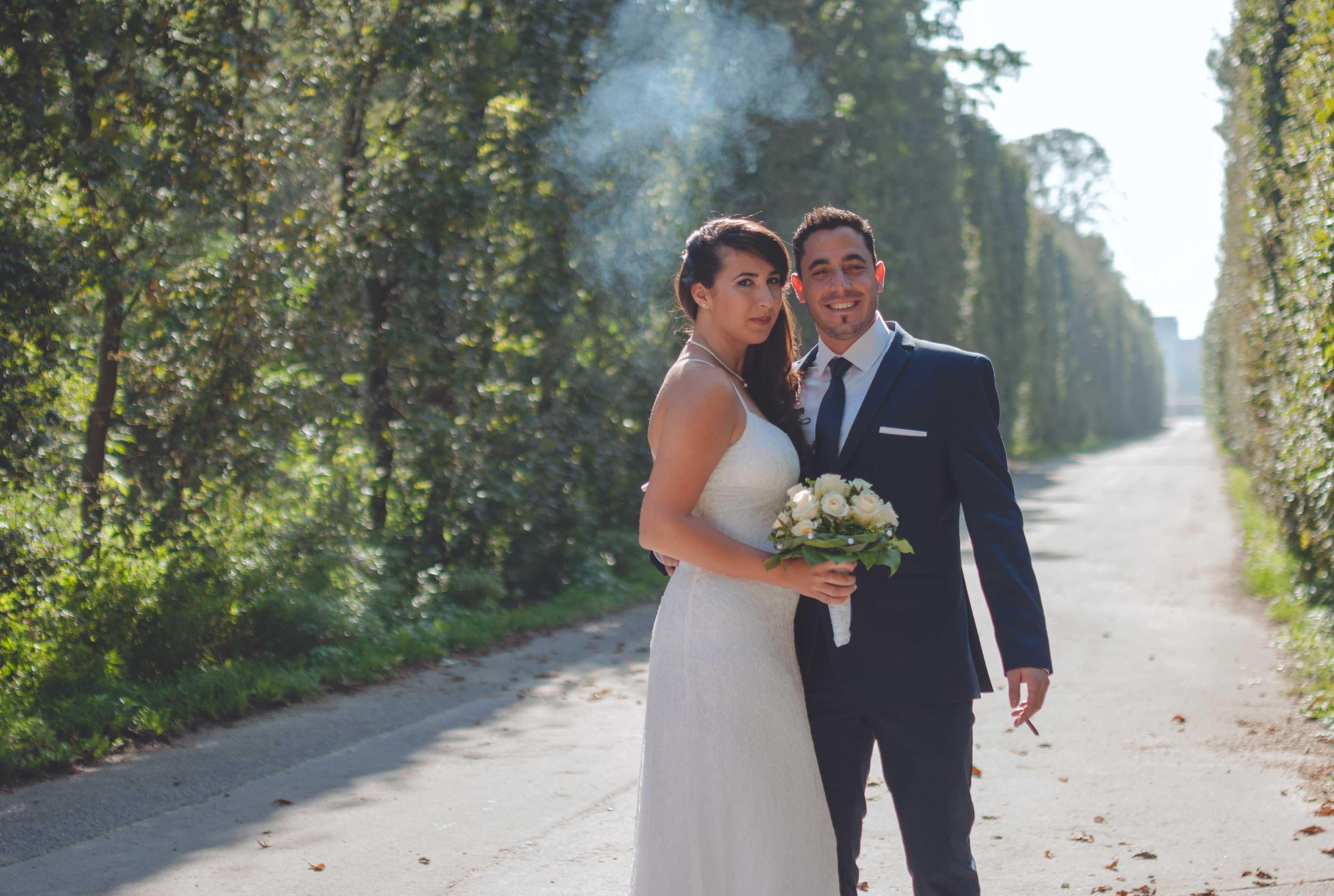 Hochzeitslocation Augarten Wien