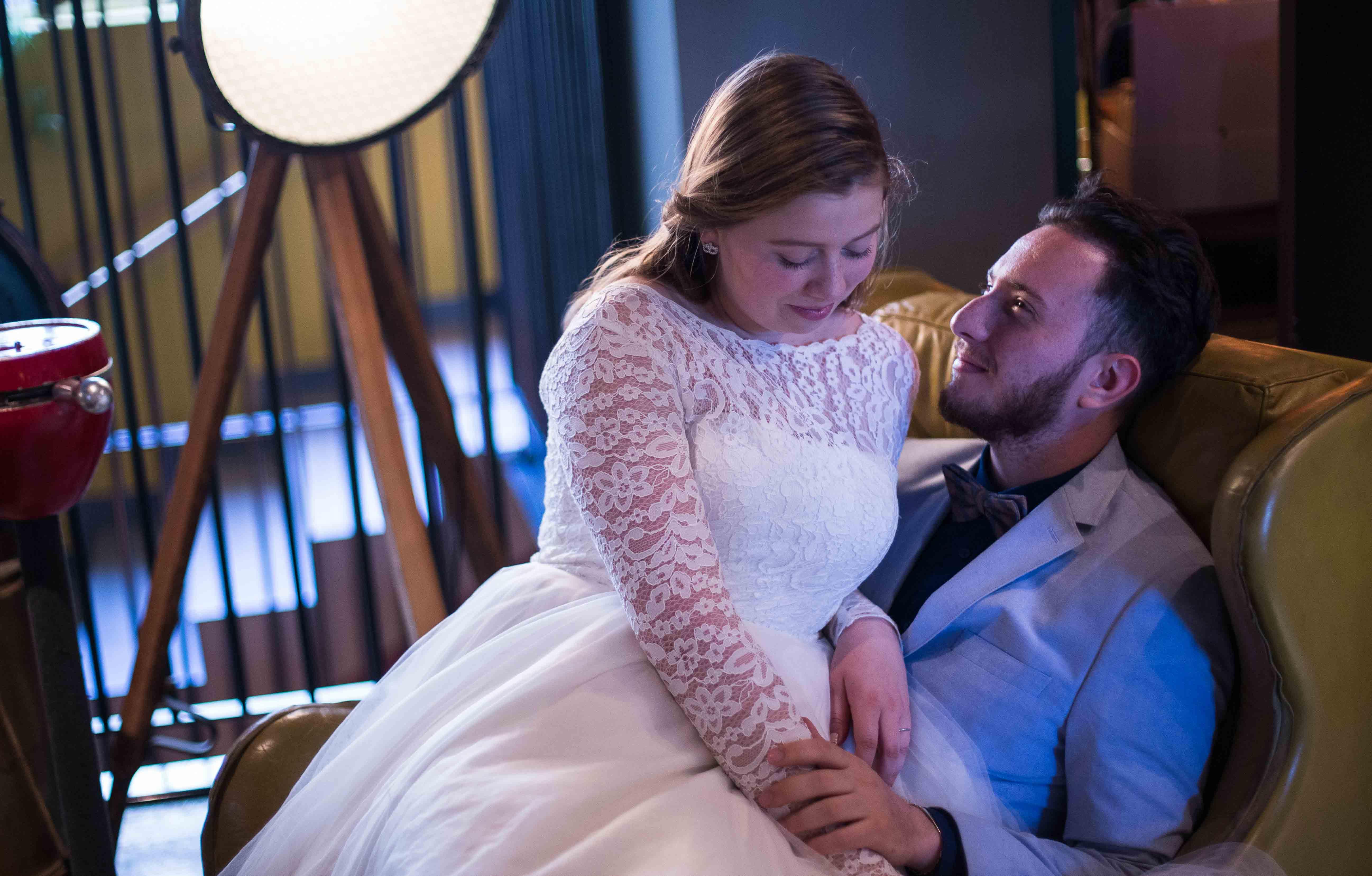 Hochzeit in 25 hours hotel Wien