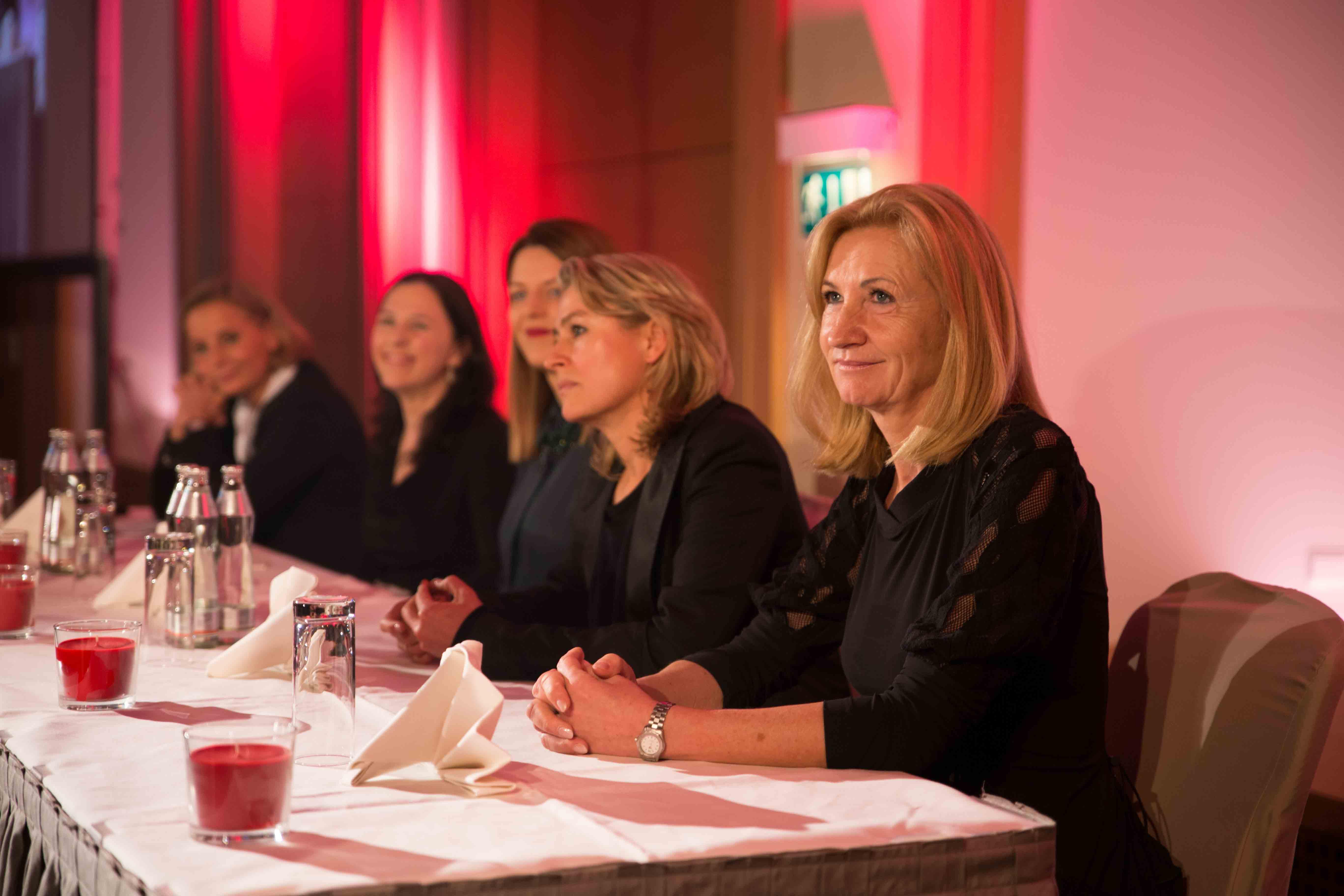 Miss Sporty Konferenz in Wien