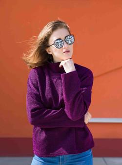 Fashion editorial shon in WU Wien