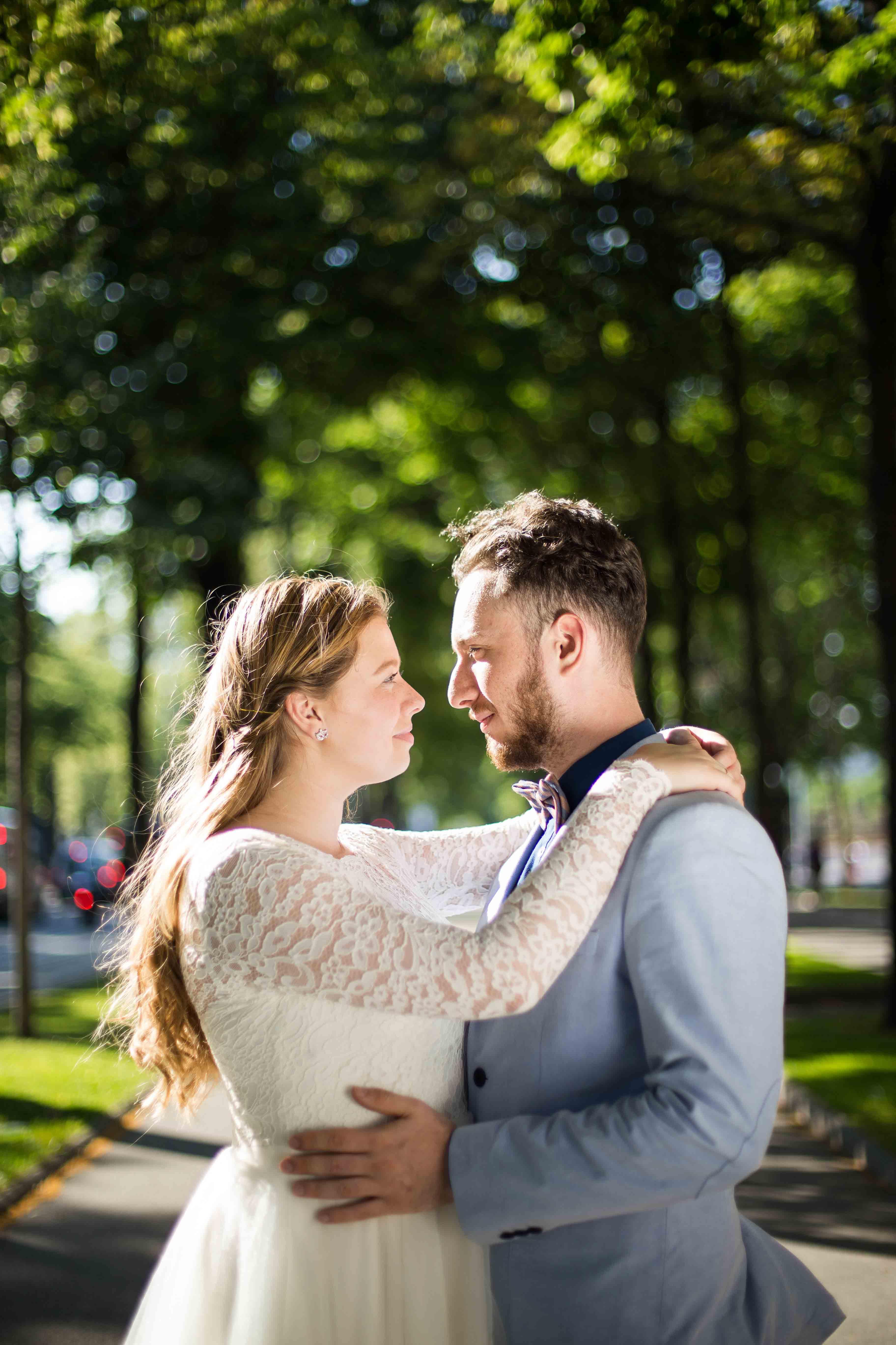 Hochzeit Erste Bezirk in Wien