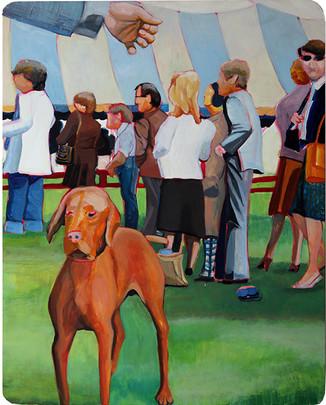Vizsla, Trenton Dog Show of 1979