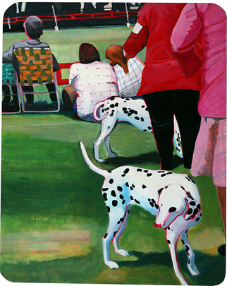 Dalmatians, Trenton Dog Show of 1979