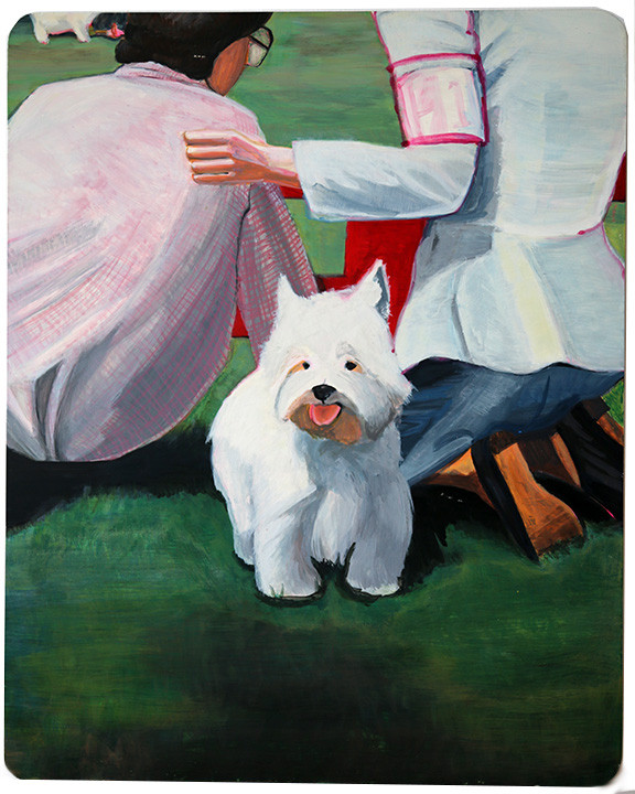 Westie, Trenton Dog Show of 1979