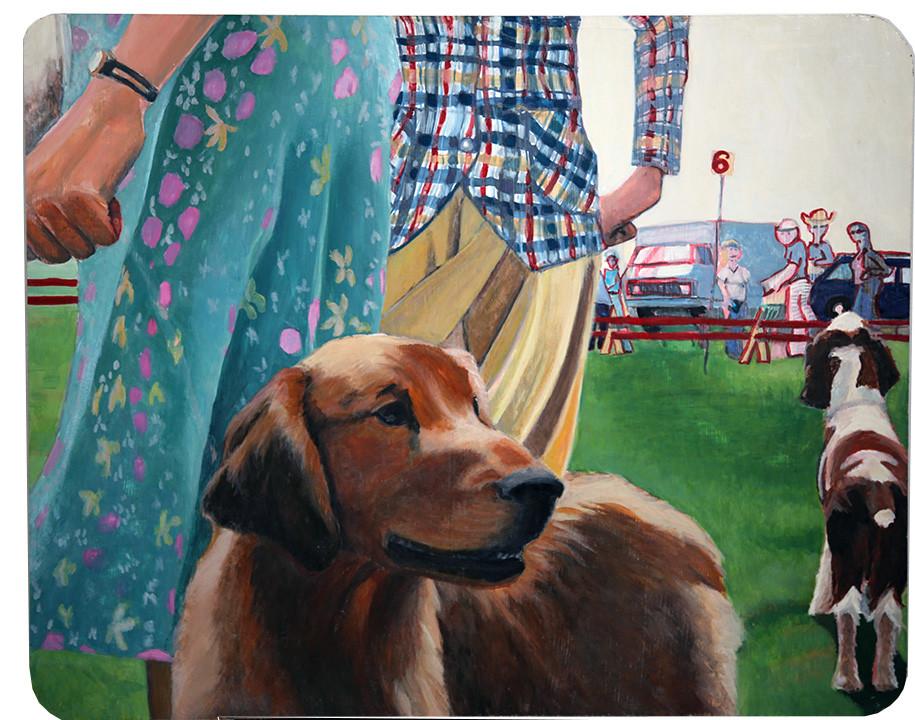 Golden Retriever, Trenton Dogshow of 1979