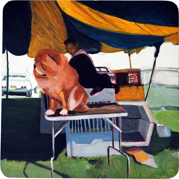 Chow, Trenton Dog Show of 1979