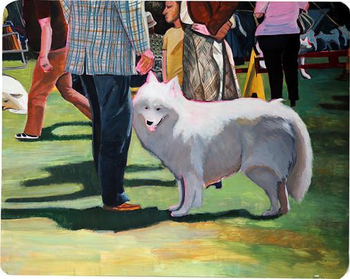 Samoyed, Trenton Dog Show of 1979