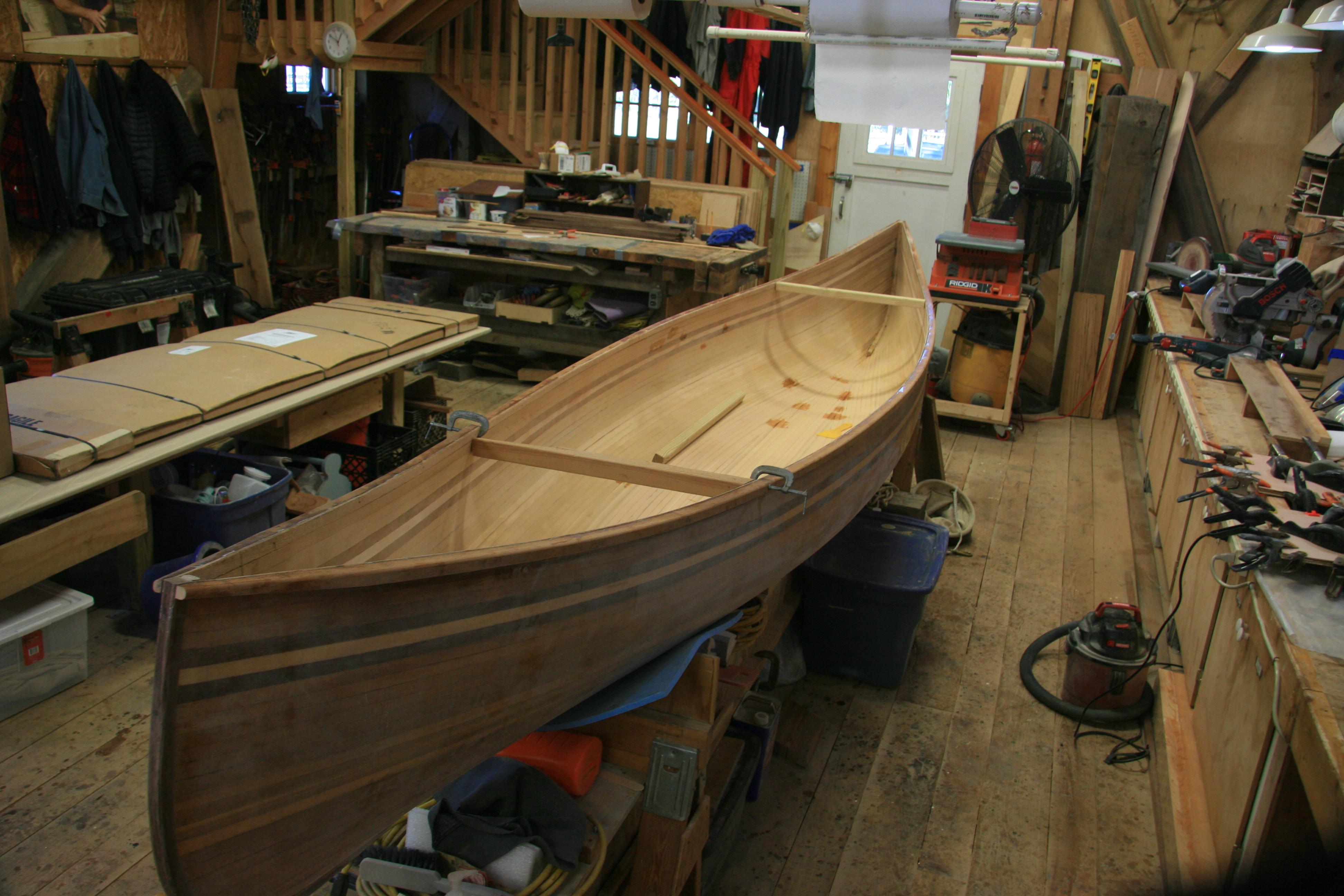 16' Prospector Canoe