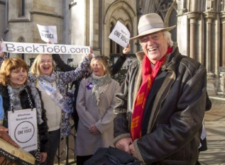 Backto60 Permission to Appeal Lodged