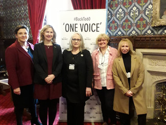 JUBILEE ROOM, HOUSE OF COMMONS INTERNATIONAL WOMEN'S DAY CEDAW SPONSORED BY ANNA McMORRIN MP for