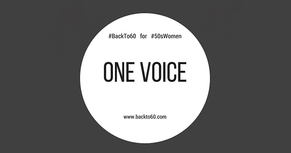 Image result for one voice back to 60