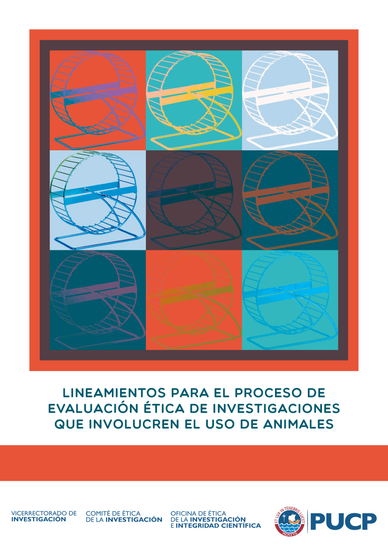 Lineamientos para la investigación con animales