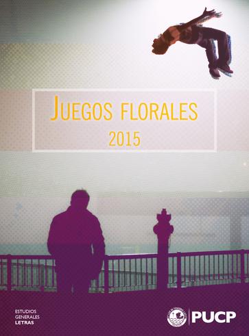 Juegos florales 2015