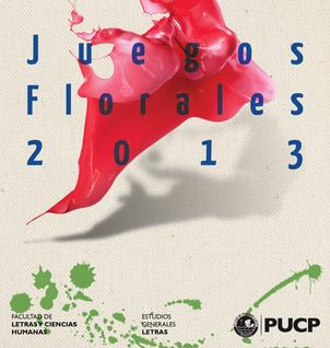 Juegos florales 2013