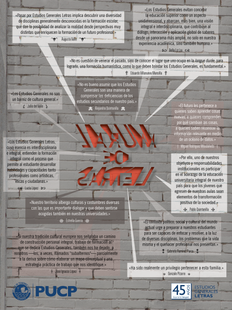 Mural de Letras 2014